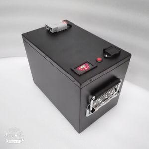 3000W 72V de la batterie 25Ah pour la batterie de moto 72V 2000W 3000W de la batterie 72V Avec chargeur rapide 5A UE AU 50 Ampères USA Grande-Bretagne
