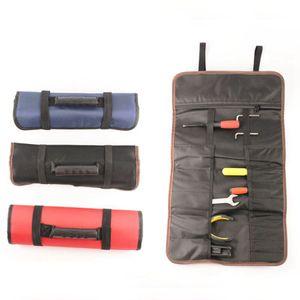 Сумки Многофункциональный инструмент Практические ручки для переноски Роликовые Сумки Зубило электрика Tool Kit Repair Tool Инструмент Case OOA7570-4