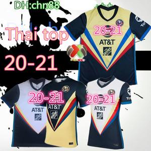 2019 2020 2021 Club America Soccer Jerseys F. Viñas Henry Liga MX Jersey Rodriguez América Jersey جيوفاني لكرة القدم قميص G. Ochoa حارس مرمى