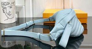 5A Качество M53750 37см Новая волна Bumbag телячья кожа сумка на ремне талии сумки с мешком для сбора пыли DHL Бесплатная доставка