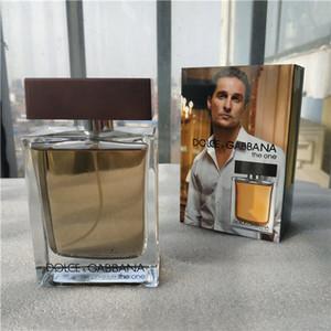 Perfume fresco para hombre Perfume Parfum 100ML para hombre EAU DE TOILETTE Famoso incienso de belleza para la salud 3.3OZ Envío rápido sin perfume de larga duración
