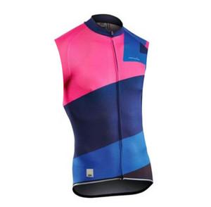 Ropa mailot Ciclismo Mens Cycling Jacket Windproof Warm Cycling Vest Sleeveless Mtb Bike Bicycle Jacket Waistcoat Cycling Jersey 2019