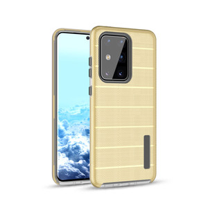 For Motorola Moto G Fast E 2020 G Stylus G7 Power E5 Play G6 Plus E6 PC TPU Hybrid Stripe Phone Case Caseology Thin Shell Cover Metro Boost