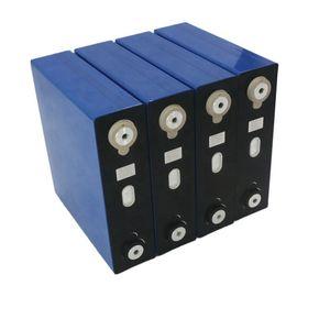 Prismatique lithium LiFePO4 lion rechargeable portable Batterie 3.2V 125Ah 120AH UPS pour moto système solaire
