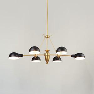 Postmodern LED-Kronleuchter Nordic Deko Leuchten Restaurant Pendelleuchten Schlafzimmer Einzelpendelleuchten Wohnzimmer Lichter hängen