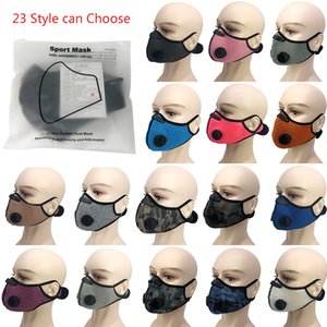 Riding Mask Dust Mask PM2.5 Outdoor Running Sports Men and Women Warm Bicycle Hanging Ear Mask DHB247