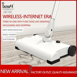 ObowAI OB9 Roboter-Staubsauger Multifunktionale intelligente Hand drücken Wireless-Staubsauger Haushaltsbodenreinigung Elektro-Mopp-Besen-Roboter