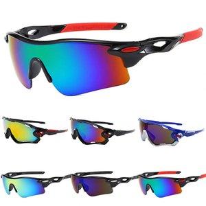 Andando fora Hot protegido Óculos para mulheres Polarizer eyewears Homens Sports Óculos de bicicleta Caminhadas de Verão Designers Driving Sunglasses