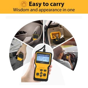 Car Engine Fault Code Reader Plastic Enhanced Universal Full-Frequency Transmitter Diagnostic Scan Tool