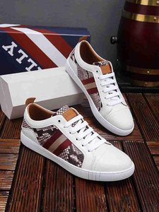 2020 Designer NEW Mens Shoes Trainers Sneakers BALLY Men's Business Casual Shoes 38-46 1074220