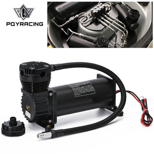 Universal DC 12V 480c MAXPOWER 200 PSI OUTLET 3 8 or 1 4 car Air Suspension Compressor  Pump PQY-VAC01