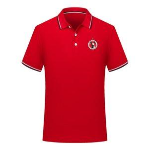 2020 Liga MX Clube Tijuana Polo camisas de futebol camisas de futebol Camisa Polo 2020 2021 Clube Tijuana manga curta Camisa Polo de futebol Ventiladores Tops