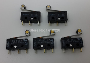 Limite OMRON 100pcs New SS-5GL2 Chave 3 pinos Micro Com-NC-NO