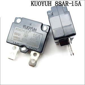 Taiwan KUOYUH Overcurrent Protector Overload Switch Automatic Reset 15A 88AR Series