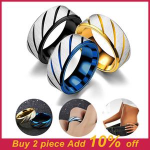 Magnetico medico per Weight Loss anello in acciaio dimagranti Strumenti Fitness ridurre il peso del corpo dell'anello donna pro cura colori misti