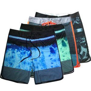 Estate Consiglio Quick Dry Shorts Estate Spandex Beach attiva Sexy spuma di nuotata Shorts Bermuda Nuoto Boardshorts