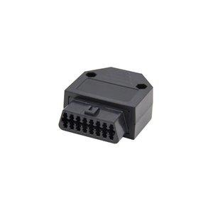 Автомобильные диагностические кабели Разъемы J1962F OBD2 16 контактного разъем Разъем адаптер OBDII 16pin разъем с винтами диагностического-инструментом