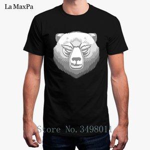 Casual drôle Twitch Canal Ours T-shirt pour les hommes d'été de coton simple T-shirt Streetwear Hommes T-shirt Camisetas Chulas