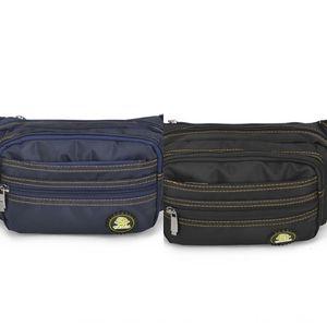 Multifunctional running waterproof Outdoor sports outdoor sports Oxford multi-layer running bag picture bag