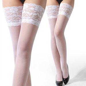 1 piece New Product Women Lace Women's Underwear Underwear 6 Colour Fashion Ladies Silk Stockings Taste Lace Silk Stockings Multicolor