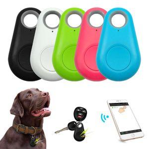 Anti-perte Tag Keyfinder Mini GPS Tracker Animaux étanche Bluetooth Smart Tracer Locator Tracker Sac Wallet Enfants Tag Keychain