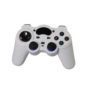 1PCS 2.4G لعبة لاعب لاسلكي وحدة تحكم غمبد المقود مصغرة لوحة المفاتيح النائية لألعاب الفيديو الروبوت مع صندوق البيع بالتجزئة ، PK تحكم PS4