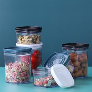 Cozinha Storage fechar recipientes vasilha Dry Alimentos Savers recipientes de armazenamento Beans atacado arroz Stoarge caixa Box biscoitos de armazenamento selado
