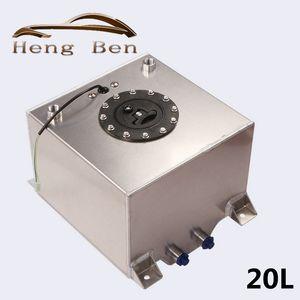 Universal Racing Drift 20 Litre Fuel Surge Tank Swirl Pot System Alloy Aluminum Petrol Cans