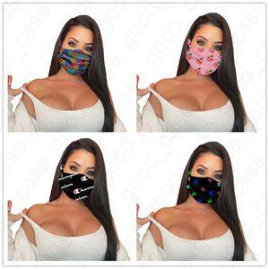 Polvo anti mascarilla de accesorios a prueba de sol Casual Ciclismo Boca-mufla máscara ultravioleta-prueba para Hombres Mujeres Máscaras de protección reutilizable D41301