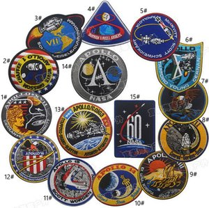19VP-53 patches tactiques 3D de haute qualité militaire brodée avec l'Agence spatiale NASA bâton Armband patch armée cap