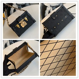 LOU1S VU1TTON M53792 Genuine leather women twist handbag messenger shoulder bag pockets Totes Shopping bags Backpack Key Wallets