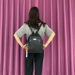 2020 new fashion designer T home first layer cowhide ladies shoulder bag Korean version simple student bag fashion wild leather