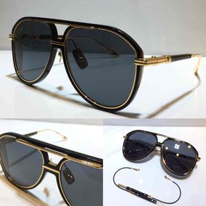 классические солнцезащитные очки мужчины металл МОДА СТИЛЬ овальные полнокадровые солнцезащитные очки УФ 400 объектив наружная защита очки поставляются с коробкой еще одна нога