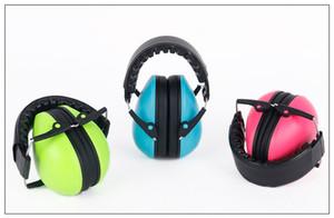 Koruma Ses geçirmez Anti-parazit Kulak muff NRR İşitme Bebek Earmuffs Çocuk Gürültü Azaltma Kulaklıklar Kulak Koruyucular Çocuklar: 25dB ücretsiz gemi