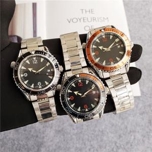 도매 저렴한 가격 남성 패션 시계 디자인 스테인레스 스틸 해 전문 자동 운동 기계 남성 스포츠 손목 시계