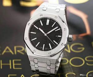 Montre de luxe Royal Oak 15400ST.OO.1220ST.03Movement montres montre mécanique automatique. Cadran 42 mm. 3120 Montres Hommes movement.Luxury