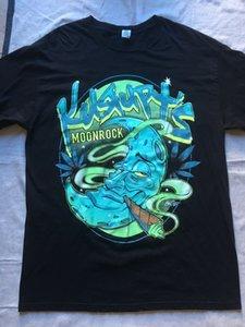 El Dogg Pound KuruptS Moonrock camiseta brillan en la oscuridad de promoción tamaño L