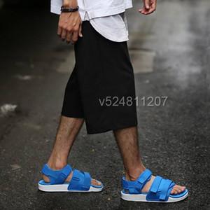 Hot Sale-Men Sandalen W 2.0 Slides Hausschuhe verursachendes Sommer-Strand-Designer Dusche Pool Gleitschuhe S75382
