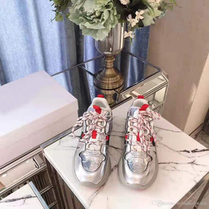 Hot Sale-Offizielle Qualitätsschuhe Isabel Kindsay Thick Turnschuhe echtes Leder Neue Luxus Paris Marant Kindsay Turnschuhe