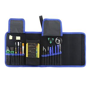 La reparación del reloj del teléfono móvil del sistema de herramienta magnético Destornillador de precisión con el Kit de reparación de reloj para el teléfono móvil Tablet PC pequeño kit del juguete 21