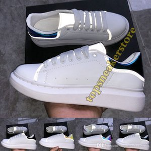des 2020 siyah kadife Yansıtıcı Erkek stilist ayakkabı chaussures Sneakers Platformu Ayakkabı Altın çoklu renk Sneakers Kadın Ayakkabı 35-44