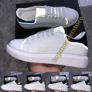 2020 schwarz Velvet Reflective Herren Stylist Schuhe des chaussures Sneakers-Plattform-Schuhe Goldene multi Farbe Turnschuhe Frauen Schuhe 35-44