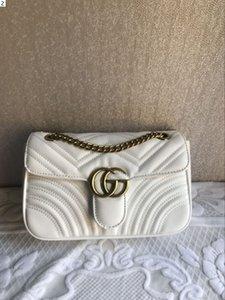 Impression haute sac à main luxurys designers sac à main femme chaîne de mode épaule de marque de qualité Sac de téléphone porte-monnaie Livraison gratuite HWGD 5H8I