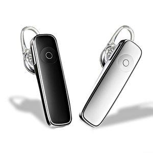 M165 Bluetooth 4.0 Беспроводная гарнитура наушники громкой связи наушники Спорт звонки Музыка дужки для Samsung Htc все смарт-телефон
