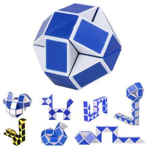 3D Magic Changeable tocco fresco Snake Puzzle Varietà popolari giochi per bambini gioco per bambini trasformabile regalo del commercio all'ingrosso