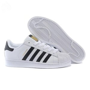 2019 Designers NEW Superstar White Hologram Iridescent Junior Superstars 80s Pride Sneakers Super Star Women Men Sport casual Shoes