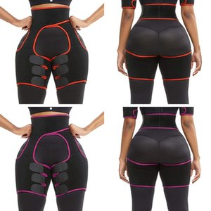 Magro Coxa Trimmer Magro Slimming Belt Rubber Bodysuit Bodybuilding Correia