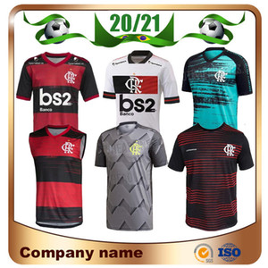 20/21 Home Flamengo Home Red Black Soccer Jersey 2020 Away Герреро Диего Ederson Футбольная футболка Mancuello Vinicius JR 3-й жилет Футбольная форма