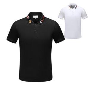ETR 남성의 경우 2019 여름 디자이너 GIV T 셔츠는 타이거 헤드 자수 T 셔츠 남성 의류 브랜드 파리 짧은 소매 t- 셔츠 여성 탑 탑