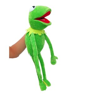 VIP Sesame Street The Muppet Show 60cm Kermit frog Puppets plush toy doll stuffed toys A birthday present for your child Y200703
